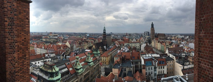Rynek is one of Wroclove.
