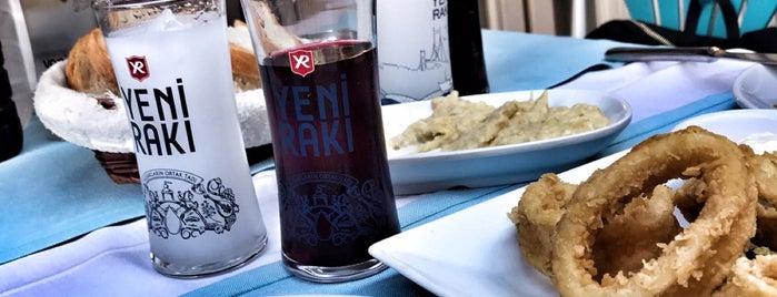 Saki Meyhanesi is one of Lieux qui ont plu à Ayşem.