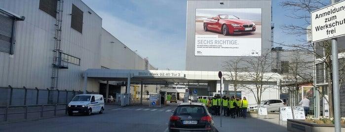 BMW Werk 02.40 is one of Orte, die @L! K€m@l gefallen.
