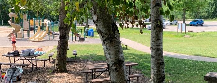 Menomonee Park is one of Tempat yang Disukai Shari.