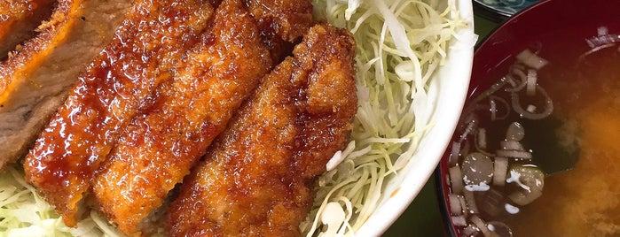 焼肉レストラン 高砂 is one of 駒ヶ根ソースカツ丼会加盟店.