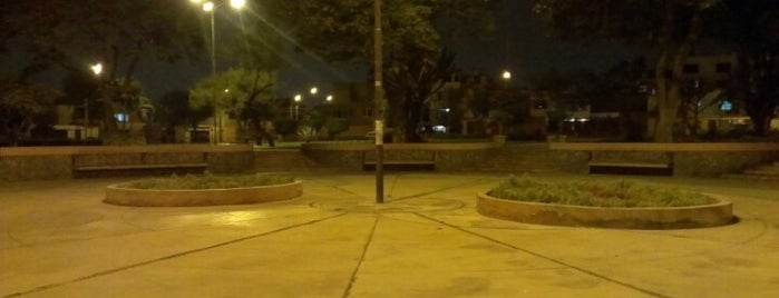 Parque José del Carmen Marín Arista is one of Jamhil'in Beğendiği Mekanlar.
