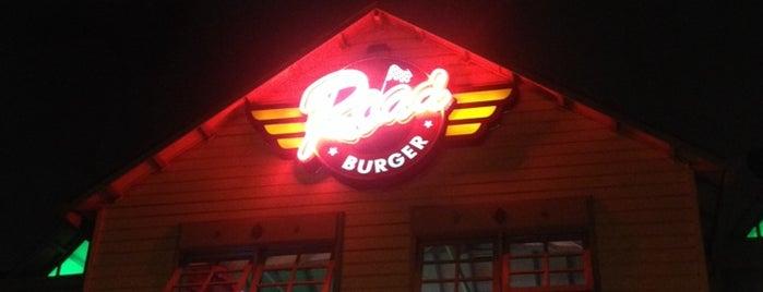 Road Burger is one of Lugares legais em São Paulo.