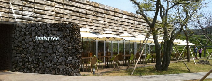 innisfree JEJU HOUSE is one of South Korea Lifestyle Guide.