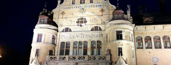 Oblastní galerie v Liberci (Lázně) is one of Hana'nın Kaydettiği Mekanlar.