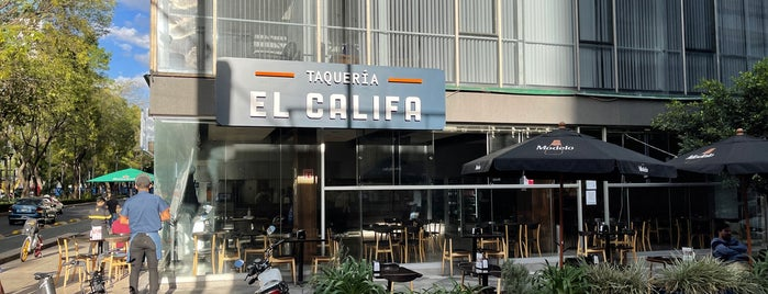 El Califa is one of Mex DF.