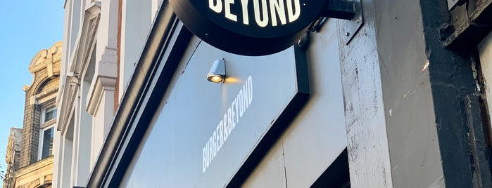Burger & Beyond is one of London.