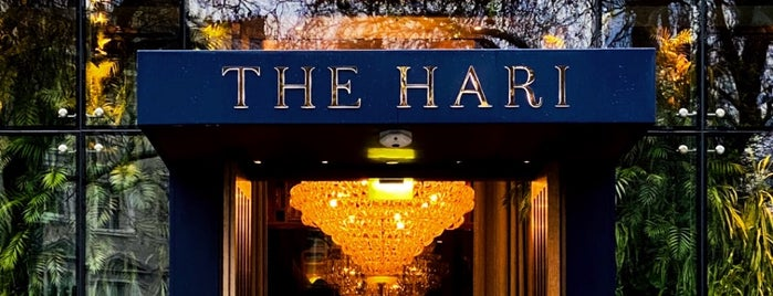 The Hari is one of London.