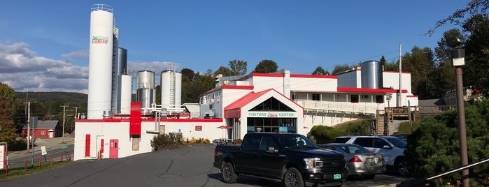 Cabot Visitor Center is one of Vermont Cheese Trail.