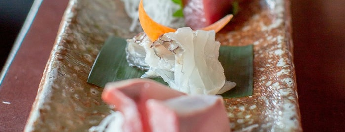 Sushi Ran is one of SF Chronicle Top 100 Restaurants 2014.