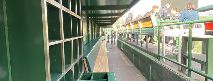 Cubs Dugout is one of All-time favorites in United States.