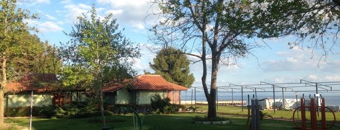 Yeşil İda Tatil Köyü is one of Yemek yakın.