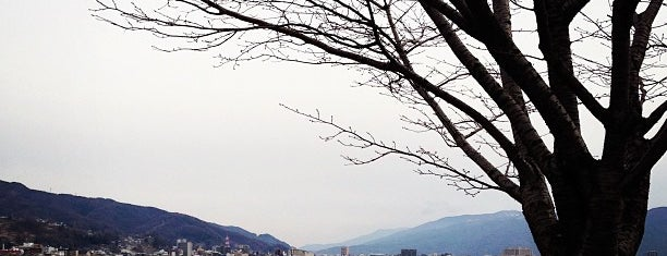 高浜運動公園 is one of 諏訪湖ポタ♪.