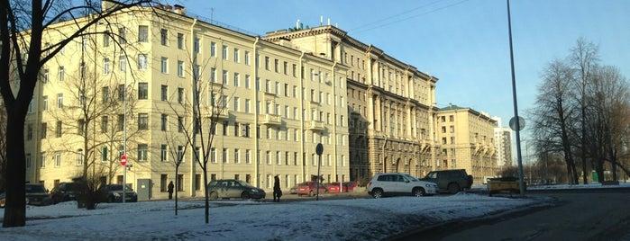 Гаванская улица is one of Татьяна : понравившиеся места.