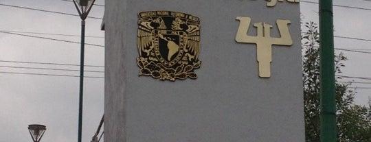 Facultad de Psicología, UNAM is one of Orte, die Giovo gefallen.