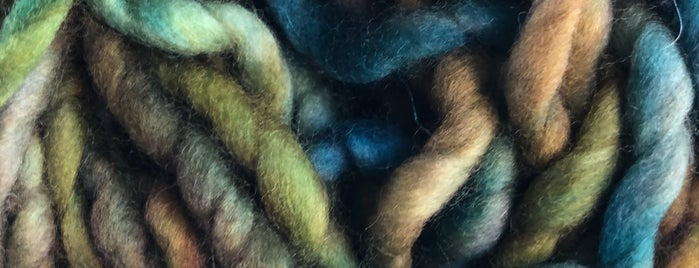 Twist, Yarns of Intrigue is one of one of these days: yarn.