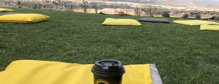 The Coffee Cab Cappadocia is one of Orte, die Murat gefallen.