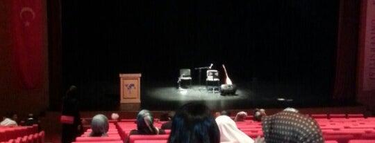 Fatih Universitesi Farabi Konferans Salonu is one of Locais curtidos por 🌱🌴🌳🌷🍍🍓🍑🍐🍉🍒Birgül.