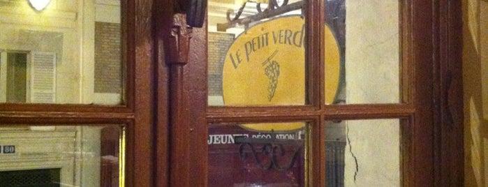Le Petit Verdot is one of Paris.