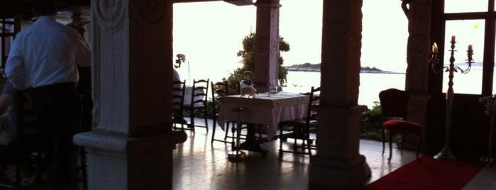 Restaurant Lanterna is one of Rovinj.