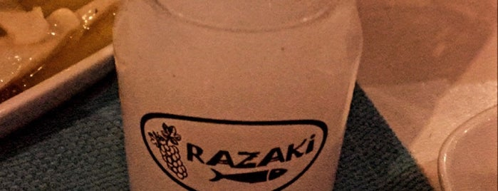 RAZAKİ BALIK is one of Istanbul.