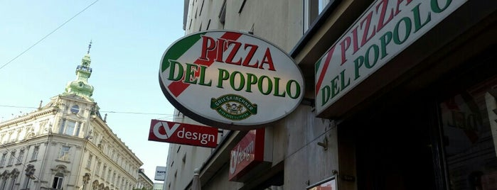 Pizza Del Popolo is one of Vienna Beisl Crawl.