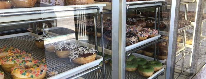 Vegan Donut Gelato is one of 2018 New Global Veg*n Spots.