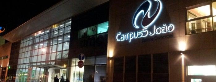 Campus S. João is one of Centros Comerciais.