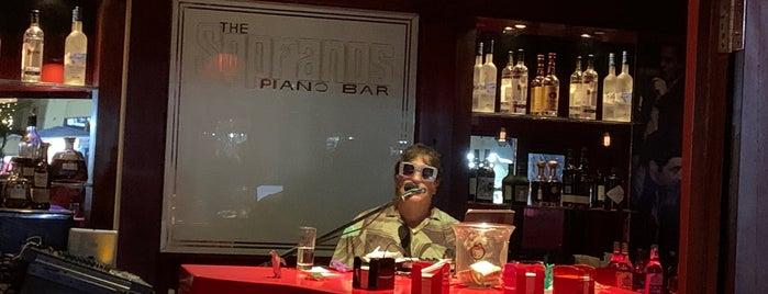 Soprano's Piano Bar is one of Aruba.