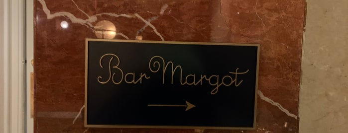 Bar Margot is one of ATL.