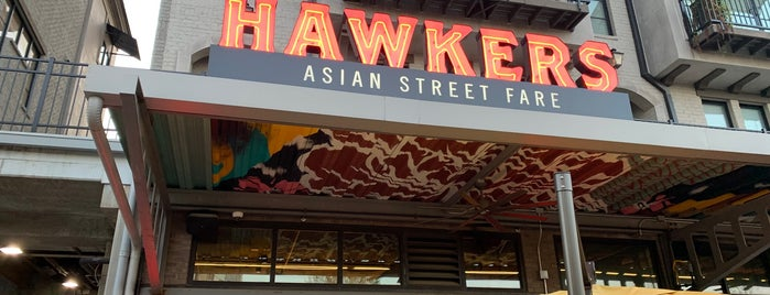Hawkers Asian Street Fare is one of Cheap Eats In Atl.