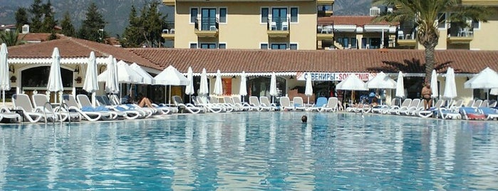 Club Hotel Phaselis Rose is one of Antalya.