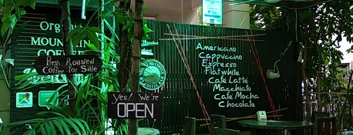 Mountain Coffee is one of สถานที่ที่ Danielle ถูกใจ.