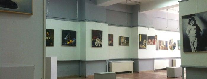 Turan Bahadır Sanat Galerisi Ve Müzesi is one of Muratさんのお気に入りスポット.