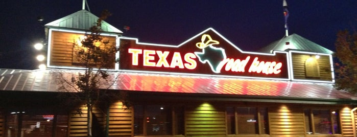 Texas Roadhouse is one of Krystal 님이 좋아한 장소.