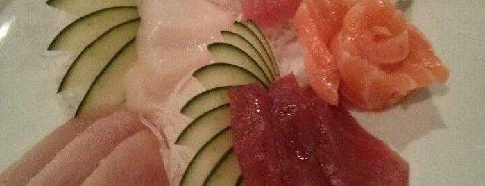 Sushi Zen is one of Locais salvos de Stas.