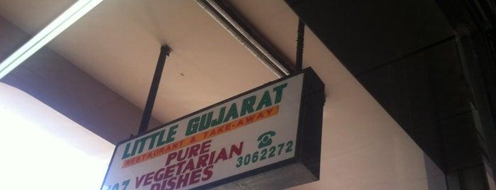 Little Gujarat Take Away & Restaurant is one of Posti che sono piaciuti a Munchie.
