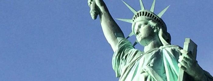 自由の女神像 is one of America Road Trip!.