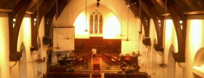 Kollupitiya Methodist Church is one of Posti che sono piaciuti a Bora.