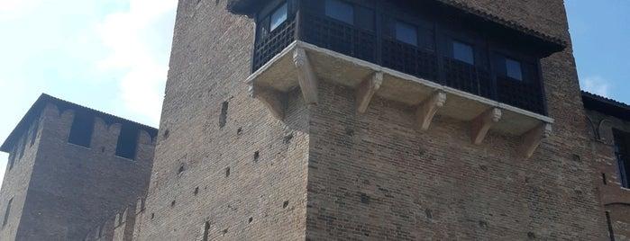 Castelvecchio is one of Lugares favoritos de Ico.