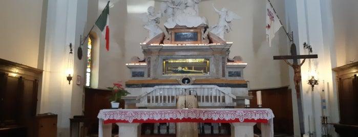 Chiesa di Sant'Agnese - Montepulciano is one of Posti che sono piaciuti a Kawika.