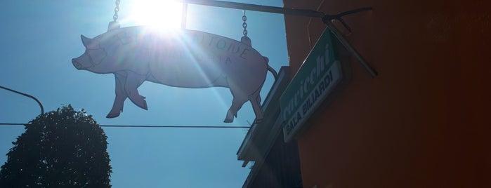 Trattoria Al Cantone is one of emilia anni 70 restaurant.