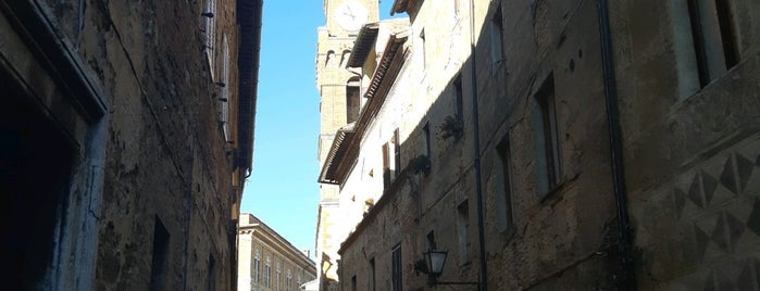 Pienza is one of Tuscany.