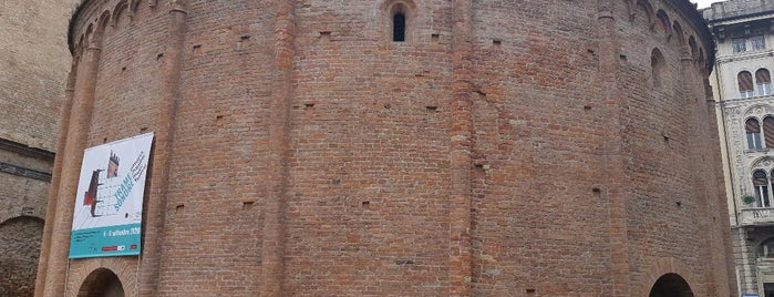 Rotonda San Lorenzo is one of Vlad : понравившиеся места.