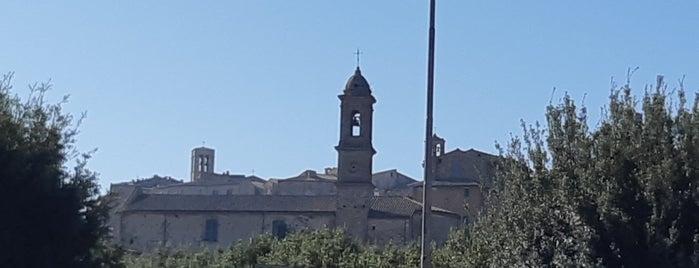 Chiesa di Sant'Agnese - Montepulciano is one of Kawika : понравившиеся места.