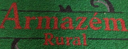Armazém Rural is one of Fabiana : понравившиеся места.
