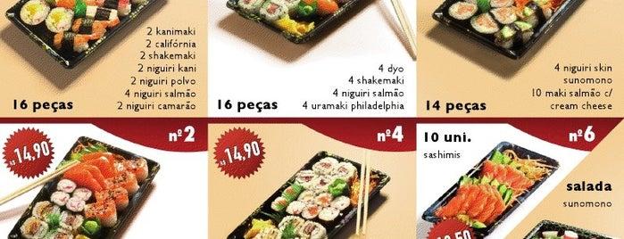 Sushi Pronto is one of Recorrentes.