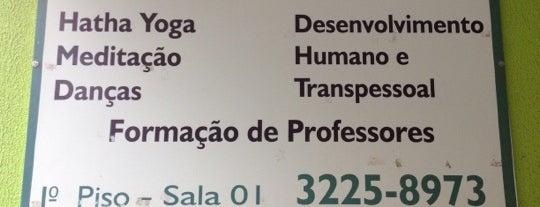 Espaço Consciência is one of Recorrentes.