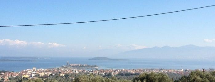 Güvendik Tepesi is one of İzmir'de gidilmesi gereken yerler.
