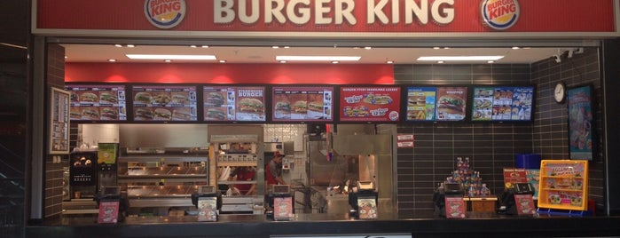 Burger King is one of Lugares favoritos de Mustafa.